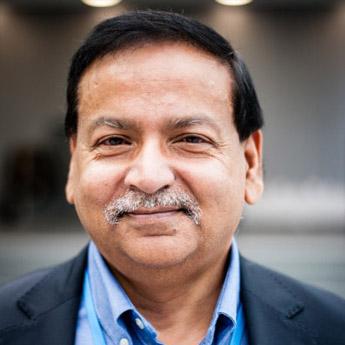 Dr Saleemul Huq