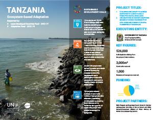 Tanzania - EbA